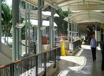Shops at Merrick Park in Miami