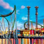 Theme Parks and Waterparks